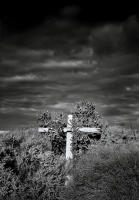 Fallen Cross, Northern New Mexico, 2013