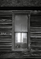 School Window, Colorado, 2012