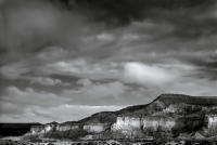 Early Morning Rain, Ghost Ranch, New Mexico 2013