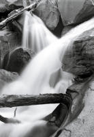 Spring Falls, Independence Pass, Colorado 2010