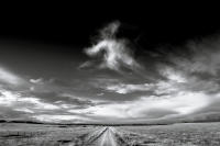 Lonely Road, Northern New Mexico 2015