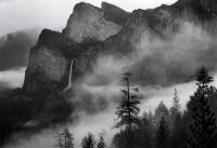 Fog and Falls, Yosemite National Park, California 2008