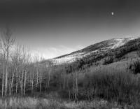 Moonrise, Grand Mesa, Colorado 1999
