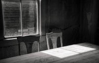 Window Light, Bodie, California, 2019